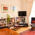 TV-stue og oppholdsrom